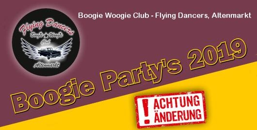 FlyingDancers Altenmarkt BoogiePartys2019